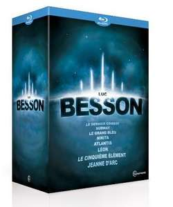 Coffret Blu-ray 8 films Luc Besson