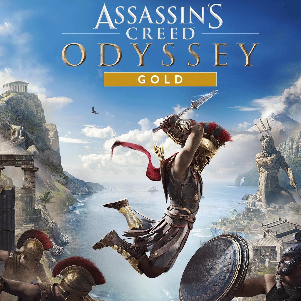 [Membres PS+] Assassin's Creed Odyssey + Season Pass + Assassin's Creed 3 Remastered + Assassin's Creed Liberation Remastered (Dématéralisé)