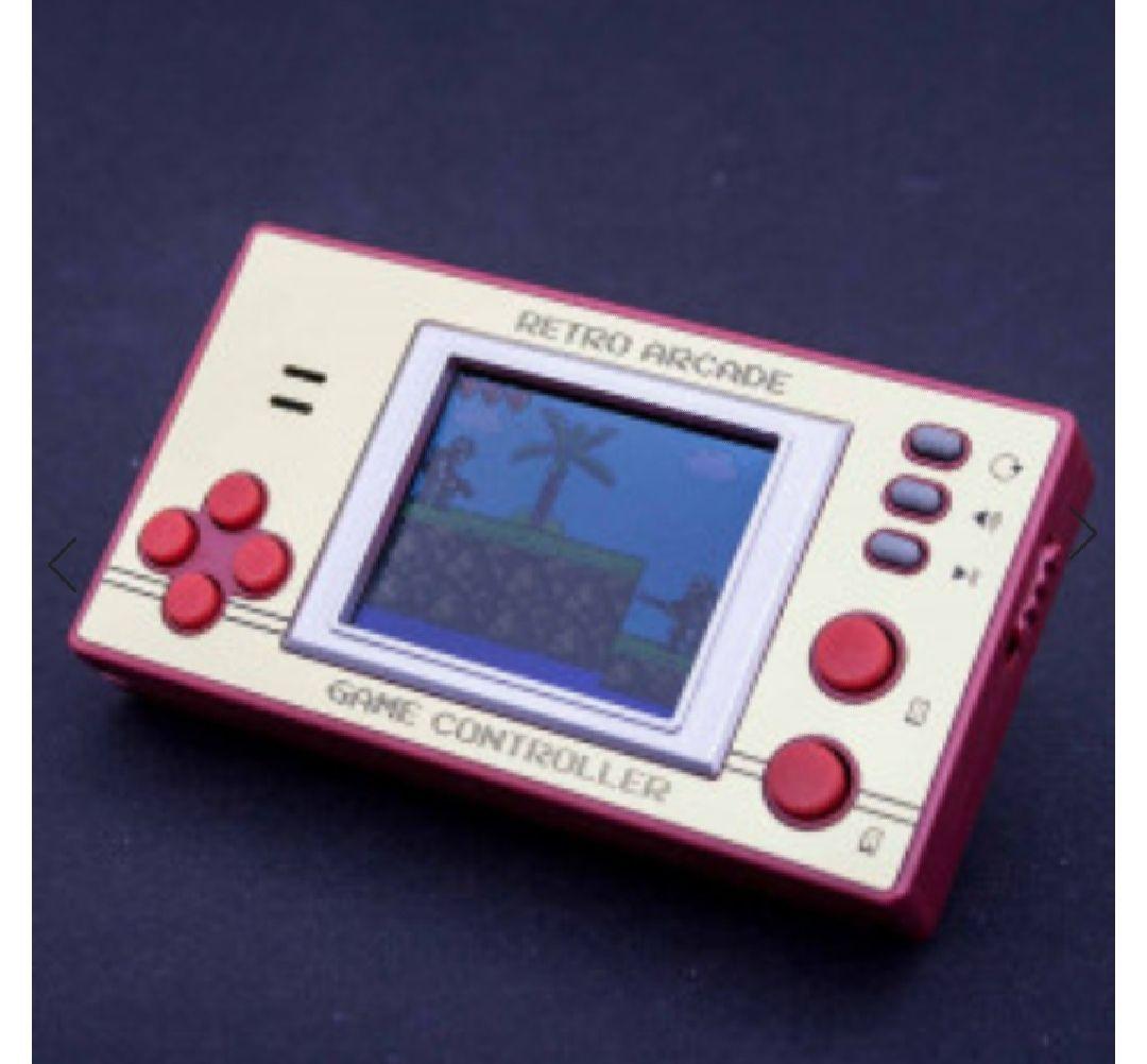 Console Portable Retro Pocket Games 8-bits - 150 Jeux