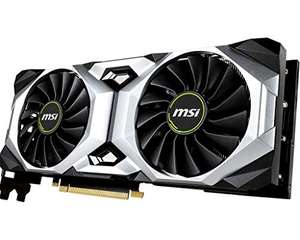 Carte Graphique MSI GeForce RTX 2080 Ventus 8G