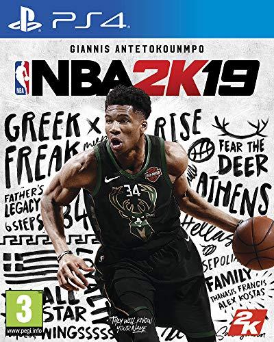 NBA 2K19 PS4 ou XBox One