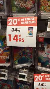Just dance 2018 sur Nintendo Switch - Athis Mons (91)