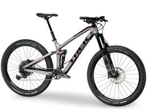 VTT Trek Fuel EX 9.8 27.5 Plus (Carbone, Eagle GX) - 2018 (L) - fun-corner.de