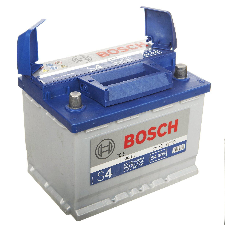 batterie auto bosch s4005 12v 540a 60ah. Black Bedroom Furniture Sets. Home Design Ideas