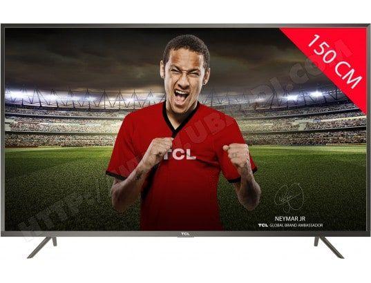 "TV 60"" TCL U60P6026 - UHD 4K (via ODR de 100€)"