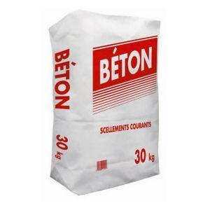 Sac de Béton Neutre - 30 KG