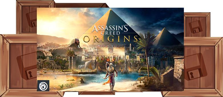 Humble Monthly Bundle : Assassin's Creed Origins + 6 Jeux sur PC (Dématérialisés)