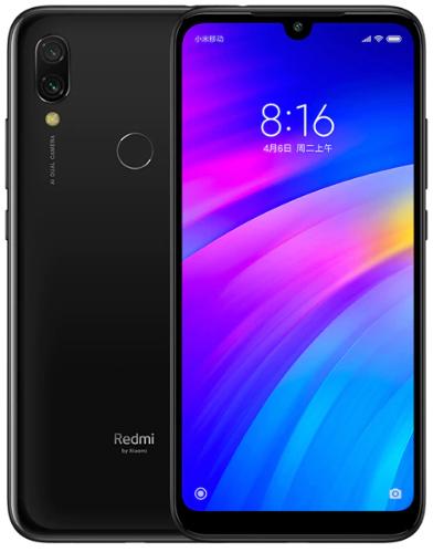 """Smartphone 6.26"""" Xiaomi Redmi 7 - Snapdragon 632, 3 Go de Ram, 32 Go"""