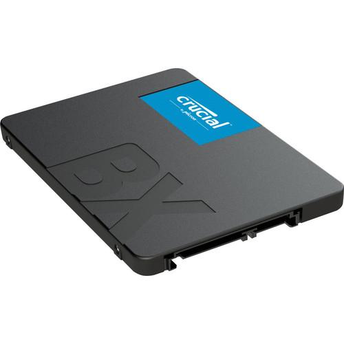 """SSD Interne 2.5"""" Crucial BX500 - 960 Go"""