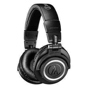 Casque Audio-Technica ATH-M50xBT (153,55€ avec FIRE)