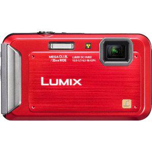 Appareil photo compact numérique Panasonic Lumix FT20 - Etanche