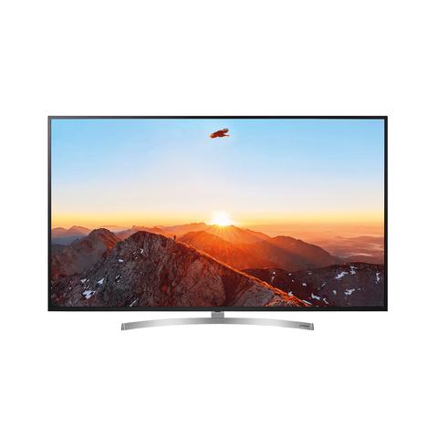 """TV 55"""" LG 55SK8100 - Edge LED, Nano Cell, 4K UHD, HDR 10, Smart TV"""