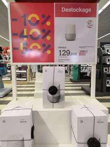 Enceinte assistant vocal Google Home - Darty Troyes (10)