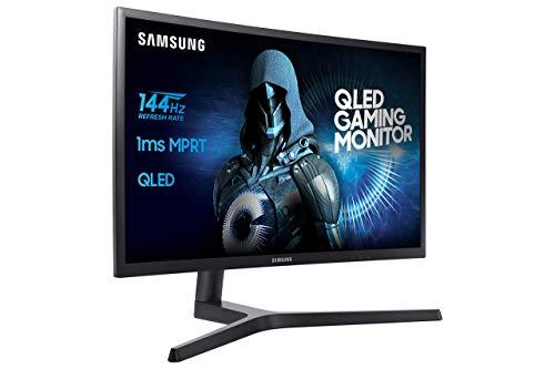"Ecran PC 24"" Samsung C24FG73 - FullHD, Incurvé, 1ms"