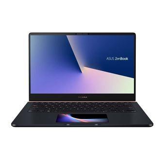 """PC Ultra-Portable 14"""" Asus ZenBook UX480FD-BE027T avec ScreenPad - Full HD, i7-8565U, RAM 8 Go, SSD 256 Go, GTX 1050 4 Go"""
