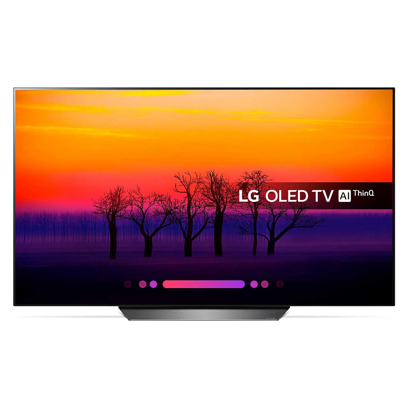 "TV 55"" LG OLED55B8 - 4K UHD, OLED, Smart TV - Menneval (27)"