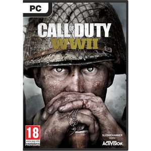 Call of Duty WWII sur PC