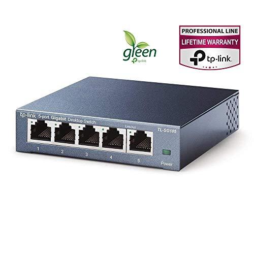 Switch Gigabit TP-Link TL-SG105 - 5 Ports