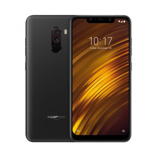 """Smartphone 6.18"""" Xiaomi Pocophone F1 Armoured Édition - 4G (B20), FHD+, Snapdragon 845, RAM 6Go, 128Go (Via ODR 50€)"""