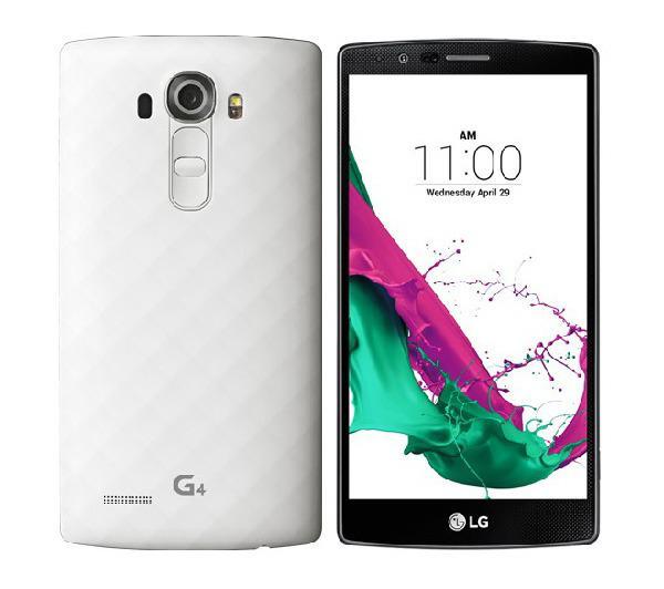 "Smartphone 5,5"" LG G4 32 Go Blanc"