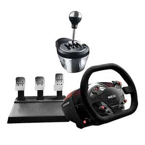 Thrustmaster TS-XW Racer Sparco + T3PA + TH8 Add-On Shifter offert