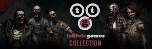 Sélection de jeux Telltale en promotion - Ex : Telltale Collection