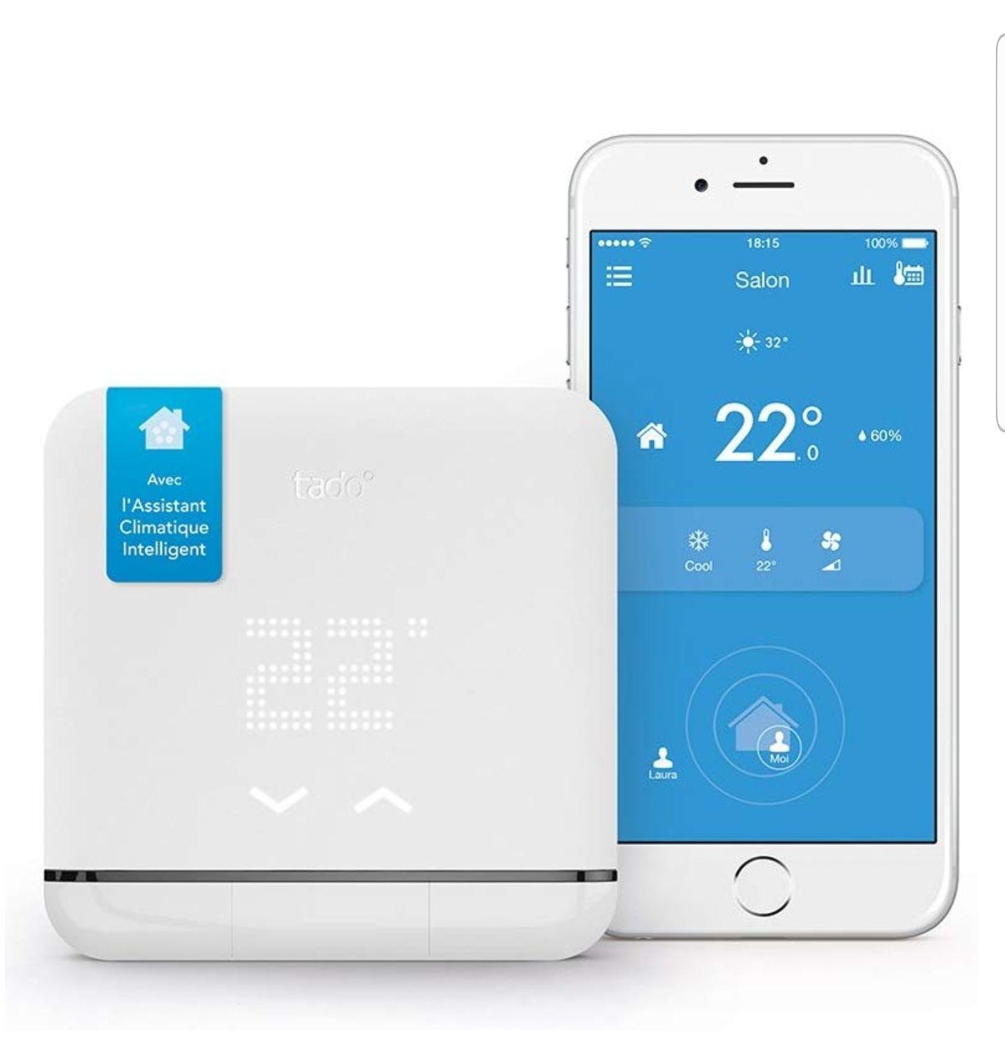 Assistant Climatique Intelligent pour votre Climatiseur  tado°V2