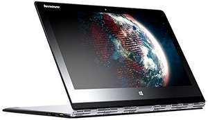 Ultrabook 13'' Lenovo Yoga 3 Pro Argent (Intel Core M, 8 Go de RAM, SSD 256 Go, Windows 8.1)