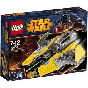 Lego Star Wars 75038 - Intercepteur Jedi