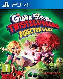 Giana Sisters : Twisted Dreams - Director's Cut sur PS4