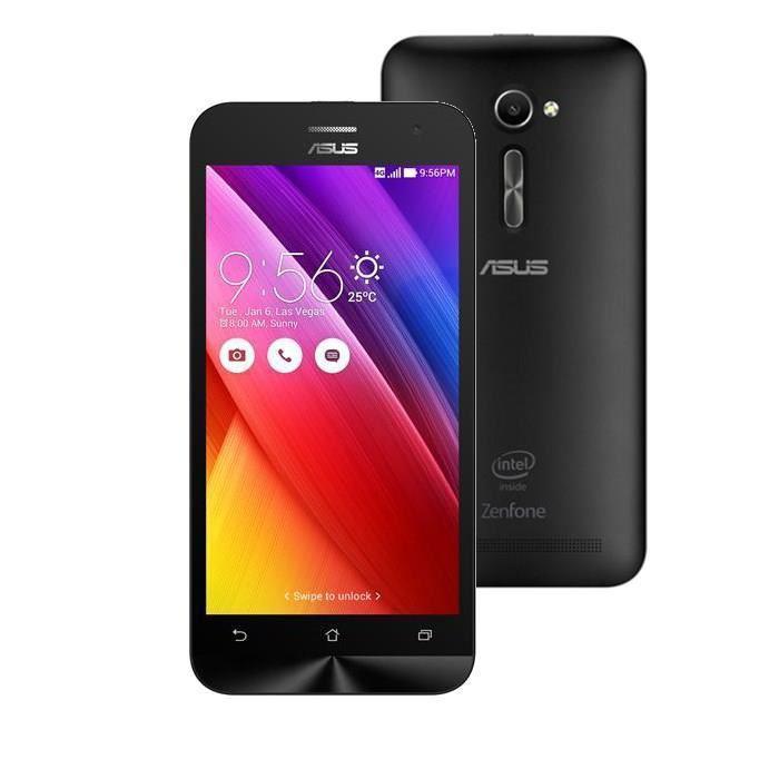 "Smartphone 5"" Asus Zenfone 2 ZE500CL - 16 Go Rom, 2 Go Ram, 4G à 129.99€ ou Version 8 Go Rom"