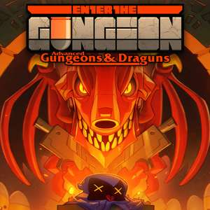 Enter the Gungeon sur Nintendo Switch (Dématérialisé)