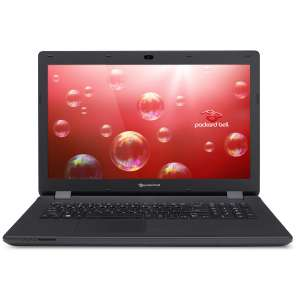 "PC  Portable 17.3"" Packard Bell Easynote LG71BM-C7FW  (Intel Pentium N3540 - 4Go Ram - HDD 1 To)"