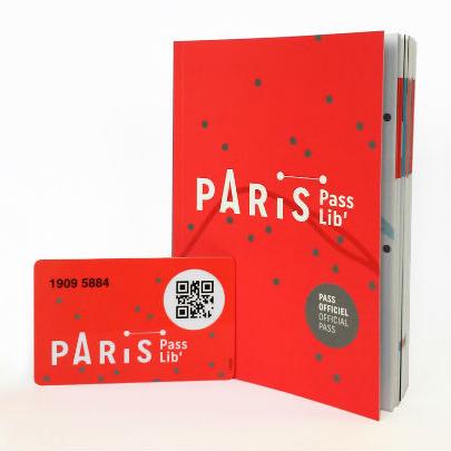 15€ de réduction sur l'achat d'un pass Paris Passlib'