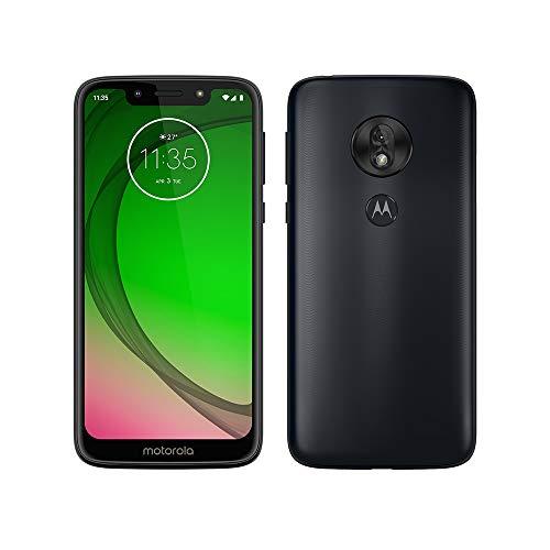 "Smartphone 5.7"" Motorola Moto G7 Play - HD+, SnapDragon 632, 2 Go de RAM, 32 Go, bleu"