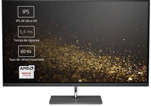 "Ecran PC 27"" HP Envy 27s - 4K, IPS, 60Hz amd freesync"