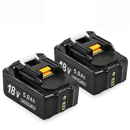 Lot de 2 Batteries HYGstore Compatibles Makita 5ha (vendeur tiers)