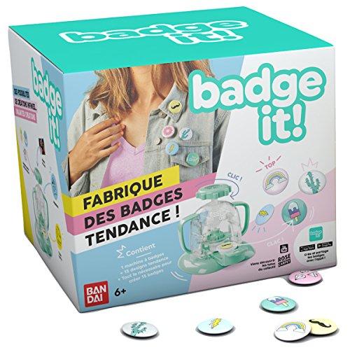 Machine à fabriquer des badges DIY Bandai Badge It!