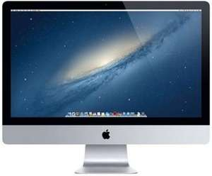 "Ordinateur Apple iMac 27"" -  i5-3.2 gHz, 8 Go de ram, 1To"