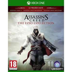 Assassin's Creed Ezio Collection sur Xbox One et PS4