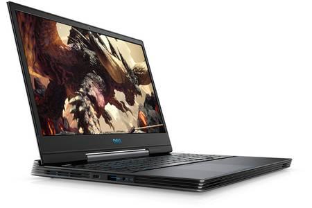"Sélection de PC Portables Dell Inspiron - Ex : 15.6"" G5 15 5590 - Full HD, i7-8750H, RTX 2060 6 Go, RAM 16 Go, SSD 256 Go + HDD 1 To"