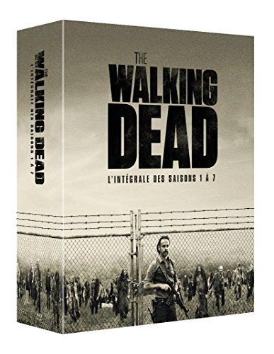 Coffret Blu-ray The Walking Dead - L'intégrale des saisons 1 à 7