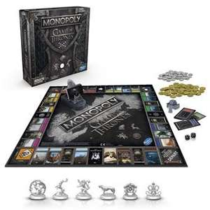 Jeu classique Monopoly Pack Collection Game of Thrones