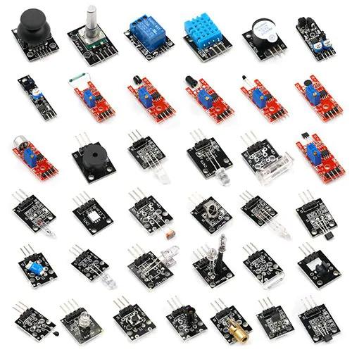 Lot de 37 modules pour Arduino (vendeur tiers)