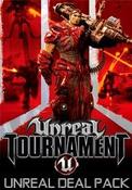 Sélection de jeux PC en promotion - Ex : Unreal Tournament: GOTY à 1,20 € et Unreal Deal Pack à 2,56€ (Dématérialisés - Steam)