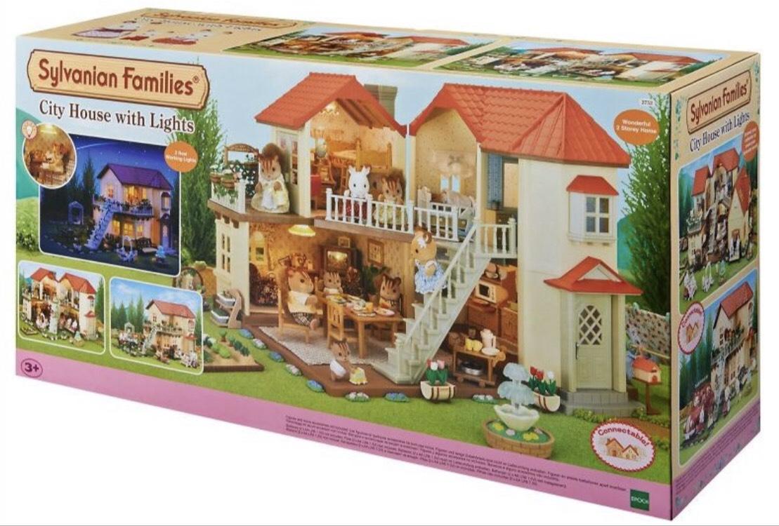 50% de réduction sur toute la gamme de jouets Sylvanian Families- Gallieni (93)