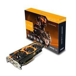 Carte graphique Sapphire AMD Radeon R9 280X 3Go GDDR5 OC - reconditionnée (garantie 6 mois)