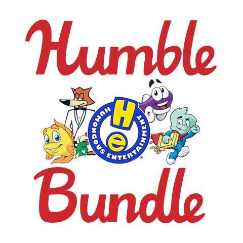 Humble Humongous Entertainment Bundle : 11 jeux sur PC (Dématérialisés - Steam) à partir de 0,89€