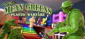 The Mean Greens - Plastic Warfare sur PC (Dématérialisé - Steam)