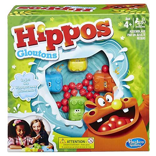 Jeu de société Hippos Gloutons